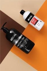 Doal Keratin Bakım Sütü Siyah 1000 ml + Zayıf Saçlar İçin Güçlendirici Keratin Şampuanı 400 ml - Thumbnail