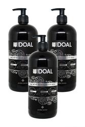Doal Keratin Sütü Siyah 1000 ml 3'lü