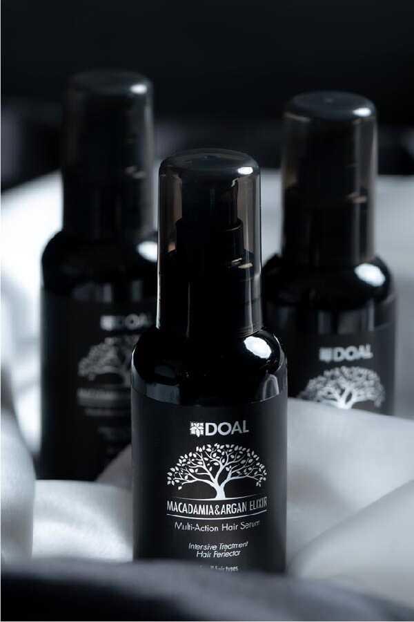 Doal Macadamia & Argan Elixir Saç Bakım Serumu 100 ml