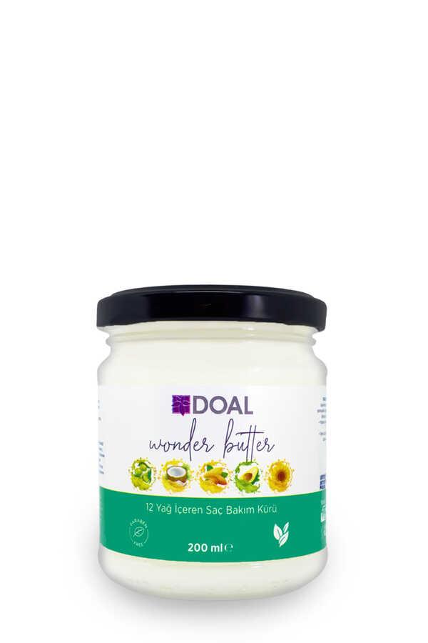 Doal Wonder Butter 12 Yağ İçeren Saç Bakım Kürü 200 ml